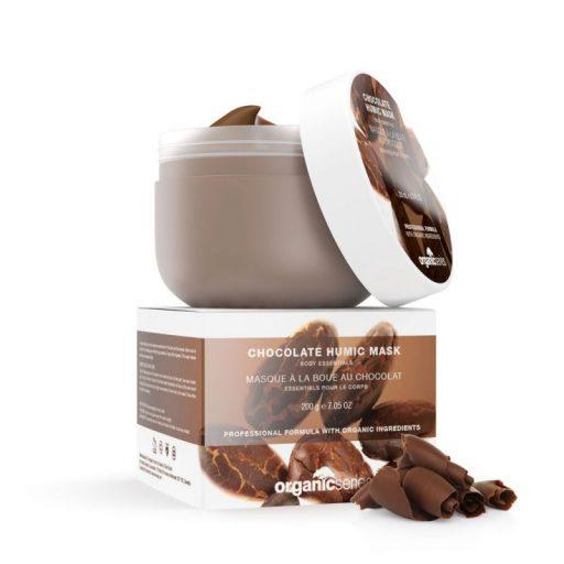 maska czekoladowa do ciała