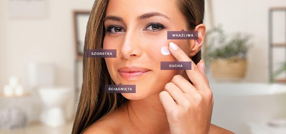 Sucha skóra - 11 wskazówek jak ją pielęgnować